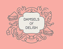 Damsels of Delish Identity