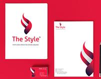 The Style ( Logo,Stationary, Branding & Packaging )