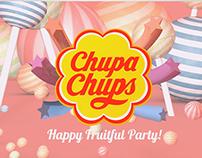 3D Modelling - Chupa Chups TV Commercial