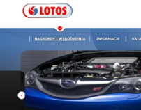 Lotos - Web Design