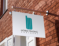 Mobile Trading Partners - Brand Identity