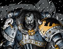 Warhammer prints