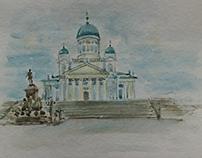 Travel Journal / Cestovní deník - Helsinki and Finland