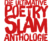"Book Cover ""Die ultimative Poetry Slam Anthologie"""