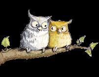 children's book illustration (Part I)