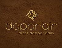Daponair Branding