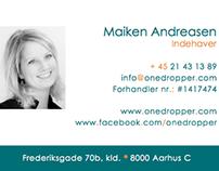 OneDrop Business Card