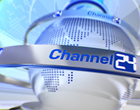 CHANNEL - 24 - NEWS OPENER