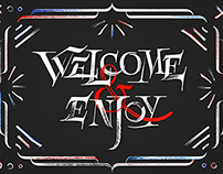 Welcome & Enjoy