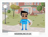 Wash Online Website
