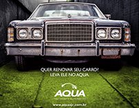 Facebook Ads for Aqua - Car Washing