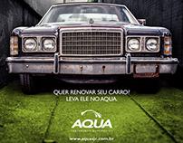 Facebook Ads for Aqua - Car Washing