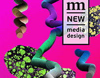New Media Course: 2D Visualization&Compositing. Preview