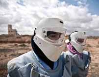 Jordan - Female Demining Team