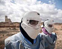 Jordan - Female Demining Team