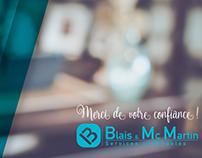 Encart | Blais & Mc Martin Services comptables