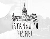 İstanbul'u Resmet Web Design