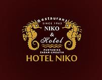 Hotel & Restaurant NIKO website