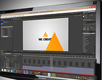 We2Create Production Intro