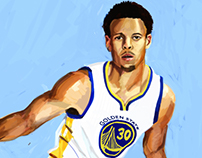 Curry the Warrior