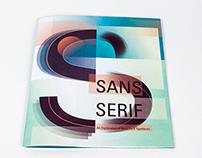 Sans Serif Book
