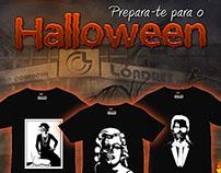 Cartaz Halloween OBV