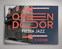 Open Door - Jazz Music Festival