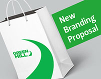 Green Hill Sports New Proposed Branding