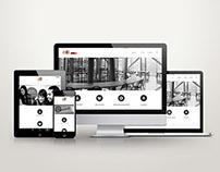 Mondragón Educación Internacional - MEI - Web design