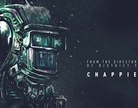 Chappie Poster Posse Project