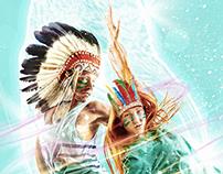 Alegro Tribe Festival Activation
