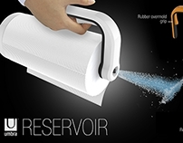 Umbra Paper Towel Holder Concepts