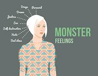Monster feelings