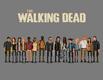 Walking Dead Pixels