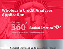 Credit Analyses Application