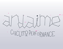 Andaime Festival, Branding and Free Typeforms
