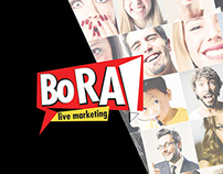 Bora - Live Marketing ¬ Brand Concept