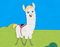 Loca the language llama