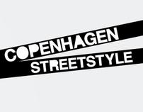 Corporate & Brand Identity, CPH Streetstyle (2008)