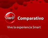 COMPARATIVO - CLARO