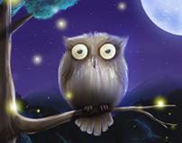 Lighten Owl
