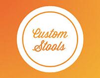 Custom Stools (2014)