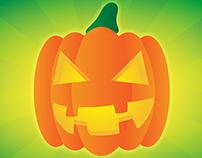 Hallowe'en Pumpkin Tut
