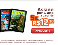 Editora 3 - Assinatura digital