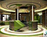 Tadweer Headquarters - Concept B - UAE, Abu Dhabi. 