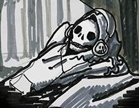 Reaper, Music, Wilderness
