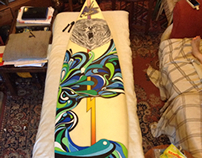 Surfboard design
