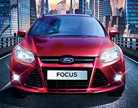 FORD FOCUS / Launch Campaign