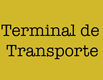 "Bogotá ""Terminal de Transporte"""