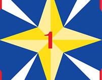 Catholic University of America NN1 Logo + NCAAW